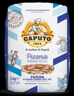 Molino Caputo Pizzamehl - Blu Speciale Pizzeria 1kg