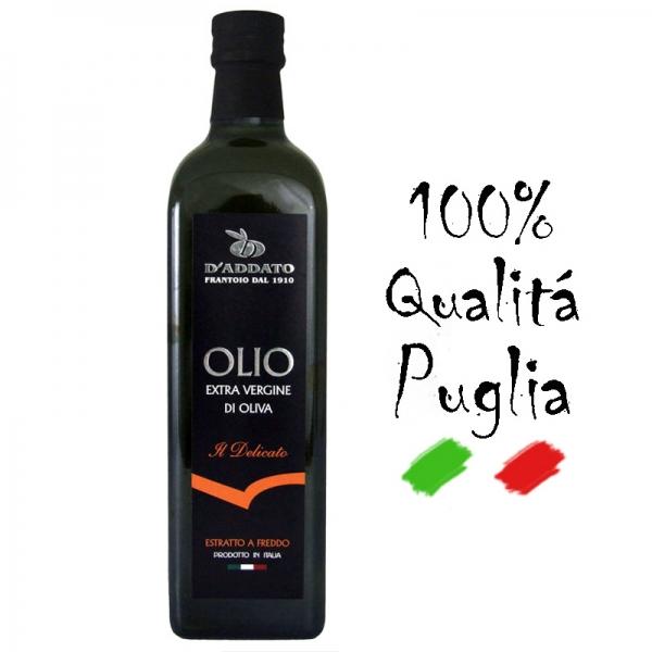 D'Addato Olivenöl - Olio Extra Vergine Delicato - 1000ml