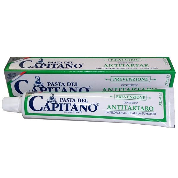 Pasta del Capitano antitartaro -