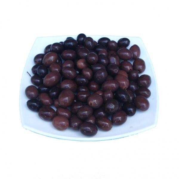 Olive Nere - schwarze Oliven 500g Vakuumiert