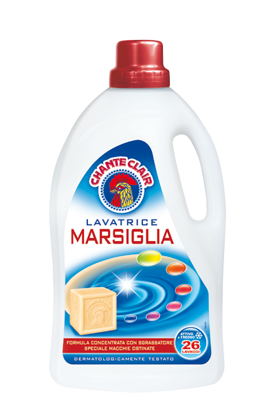 CHANTE CLAIR Waschmittel - Marsiglia 1690ml