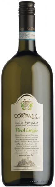 Pinot Grigio IGT 1,5 Liter - Cornaro