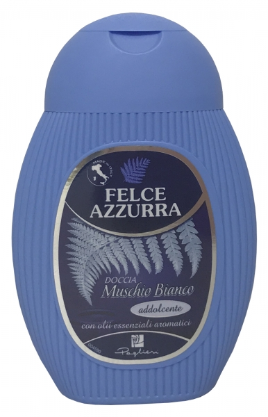 Felce Azzurra Duschgel Doccia Muschio Bianco - 200ml