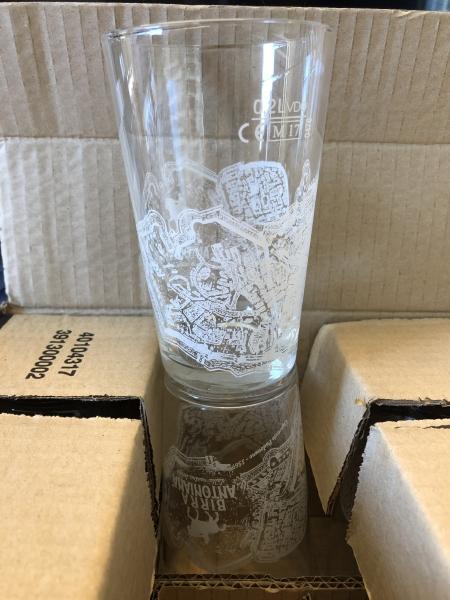 Birra Antoniana - Bier Glas