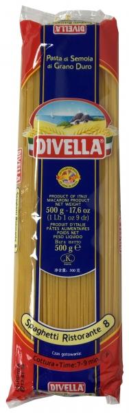 Divella Nr. 8 Spaghetti Ristorante - 500g