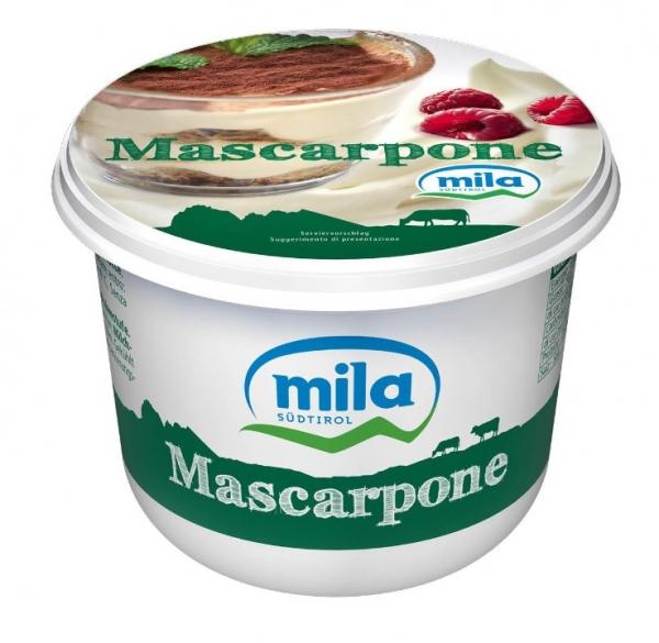 Mascarpone 500g - Mila
