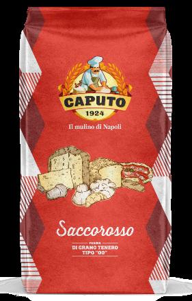 Molino Caputo Pizzamehl - Rosso für Pizza 25kg