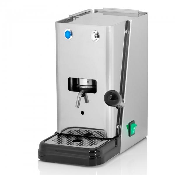 ZIP Basic by Amatulli - Inox ESE Espressomaschine