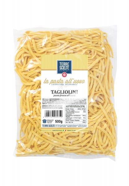 Pasta fresca - Tagliolini all'Uovo 500g