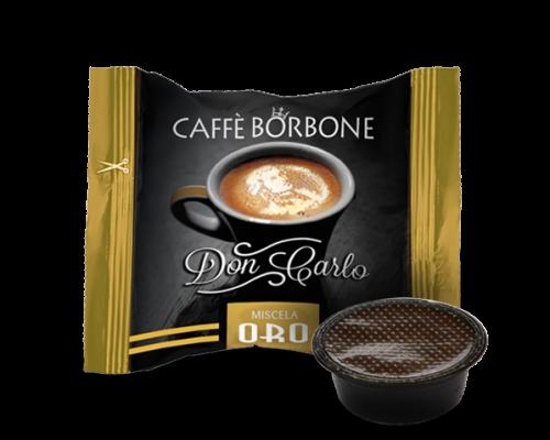 Caffé Borbone 100 Oro Don Carlo