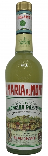 Caffo Limoncello Portofino - 0,7 Liter Limoncino
