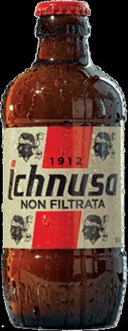24 Flaschen Birra Ichnusa NON FILTRATA 33cl