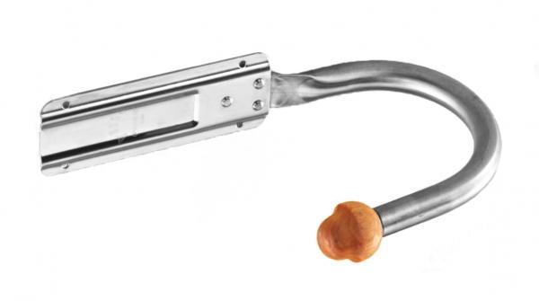 Wandhalterung - Gerätehalter aus rostfreiem INOX Stahl - Lilly
