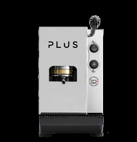 Aroma - PLUS Espressomaschine Weiss / Bianco ESE
