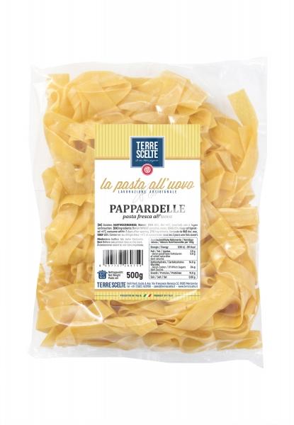 Pasta fresca - Pappardelle all'Uovo 500g