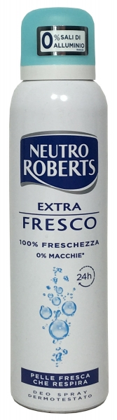 Neutro Roberts Extra Fresh Deo Spray 150ml