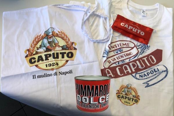 Pummarole + Mulino Caputo Pizzaiolo Set Nr.2