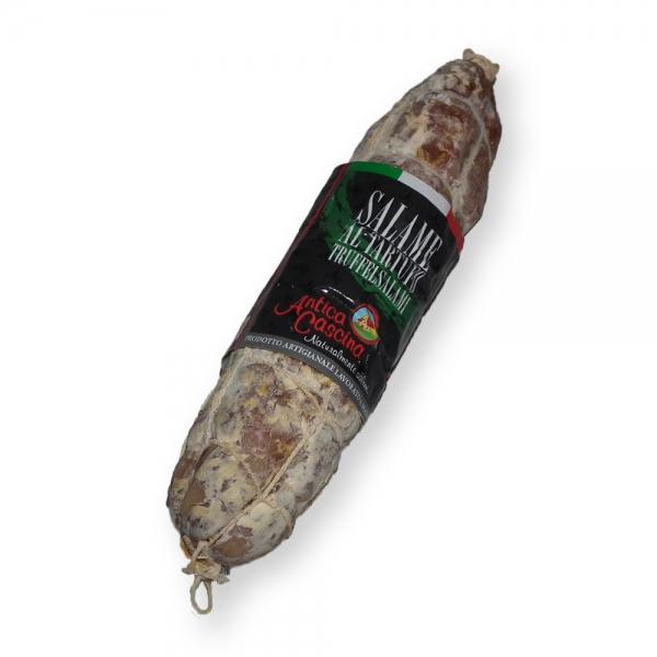 Trüffelsalami aus Piemont - Salame al Tartufo 270g