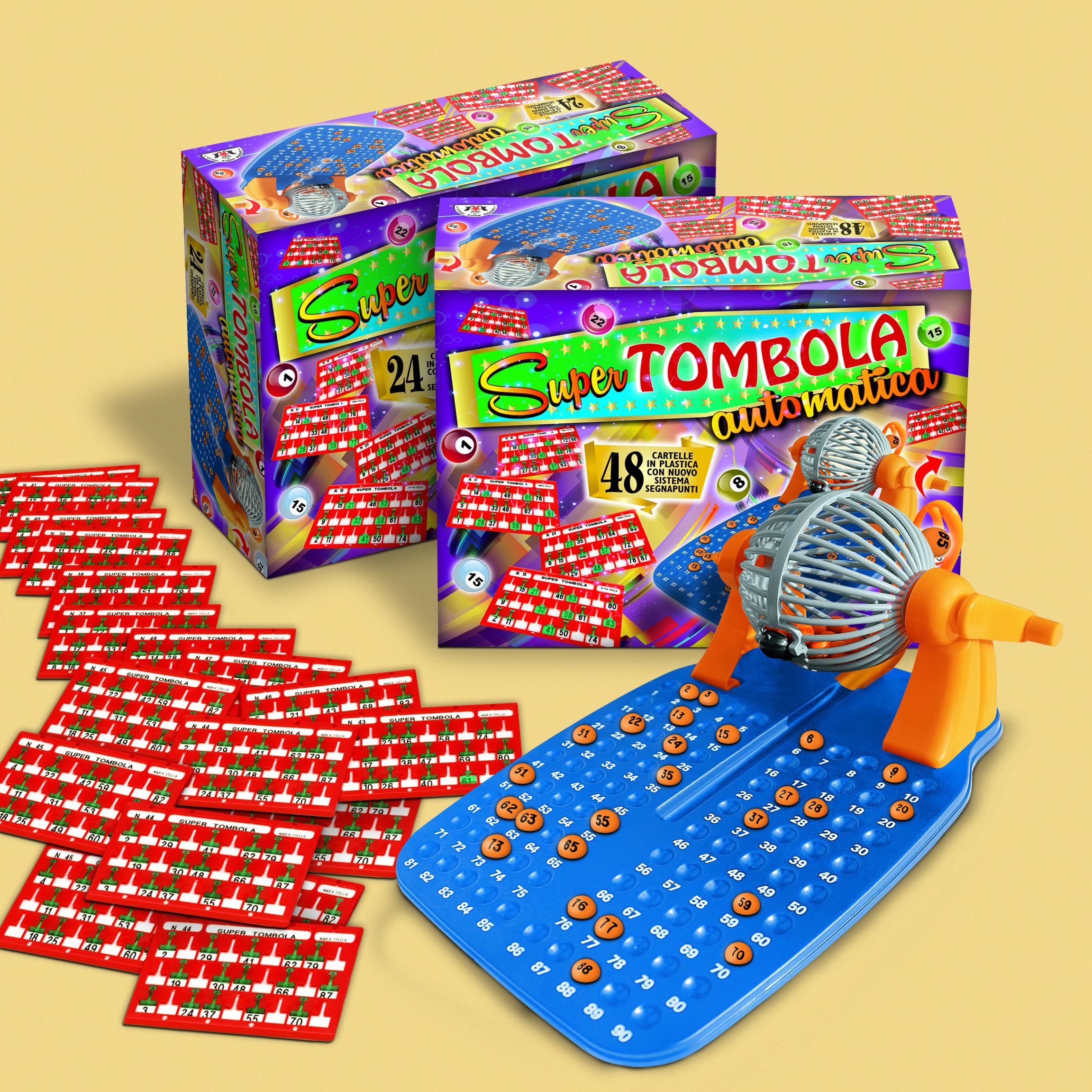 Tombola Spiel
