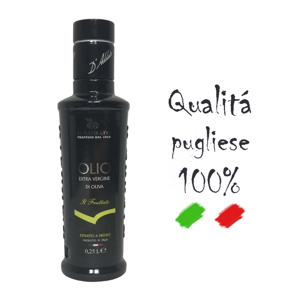 Olivenöl - Olio Extra Vergine - Fruttato - 250 ml