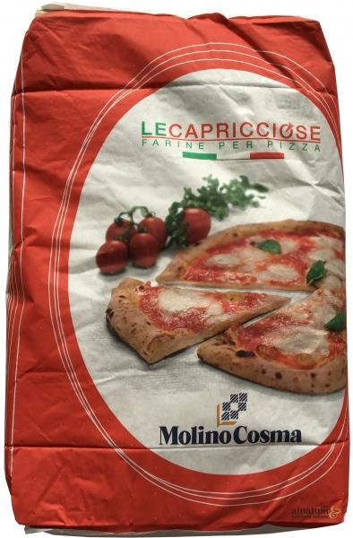 Farina 00 / Pizzamehl Rosso 25 Kg