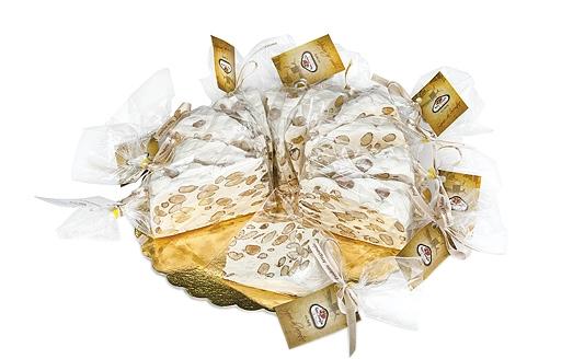 TORRONE Torta Mandorle - Mandelkuchen 90g Stück
