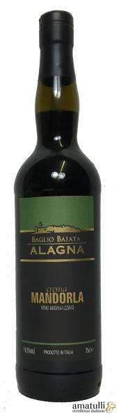 Crema Mandorla - Vino Aromatizzato 0,75 Liter