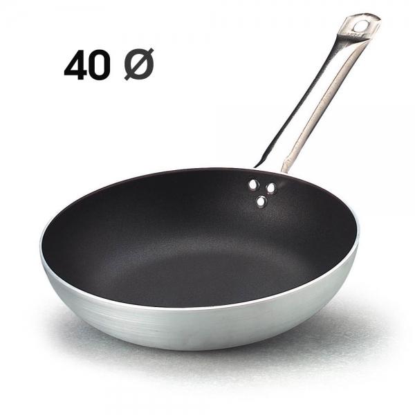 Alupfanne 40 Ø Teflon Platinum Plus von Fasa