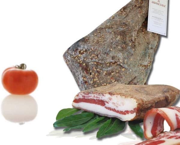Guanciale intero Schweinebacke 1300 g