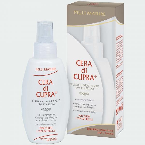 Cera di Cupra feuchtigkeitsspendendes Tages-Fluid 125ml