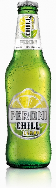24 Flaschen Peroni Chill Lemon 33cl