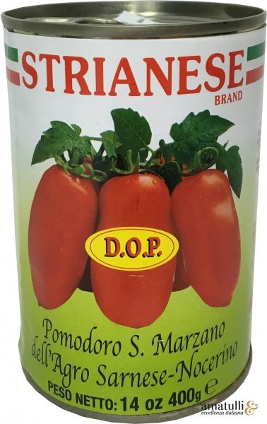 San Marzano DOP Tomaten geschält Pomodori 400 / 240 g