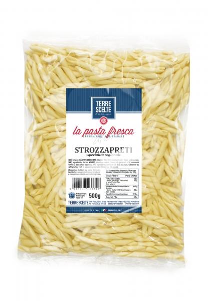Pasta fresca - Strozzapreti 500g