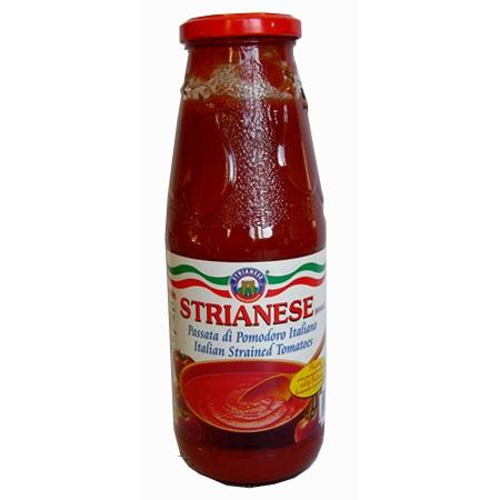 Strianese Passata di Pomodoro - passierte Tomaten 720ml (680g)