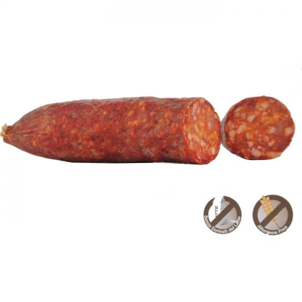 Ventricina piccante Salami 500 g Kalabrien