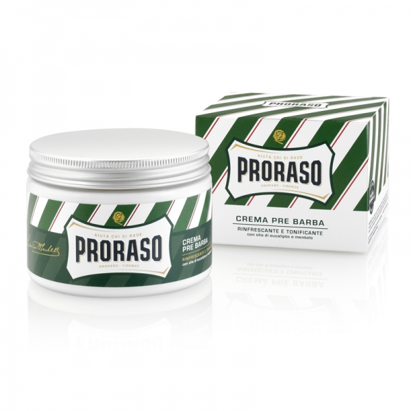 "PRORASO Rasiercreme ""Pre-Shave"" - ""After Shave"" 100 ml"