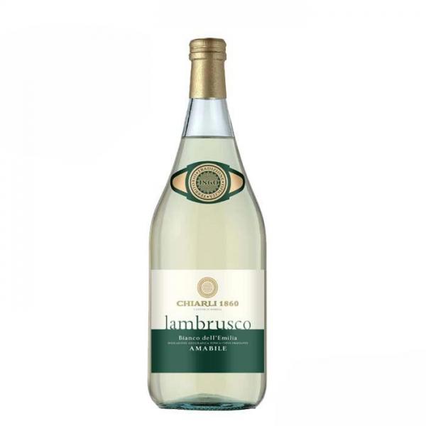 Chiarli Lambrusco Bianco dell'Emilia I.G.T - di Modena 1,5 Liter
