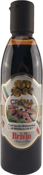 Crema all'Aceto Balsamico di Modena I.G.P 250ml