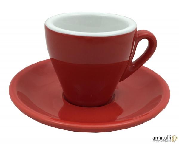 Nuova Point Milano Rossa Espresso / Caffe 6er-Set