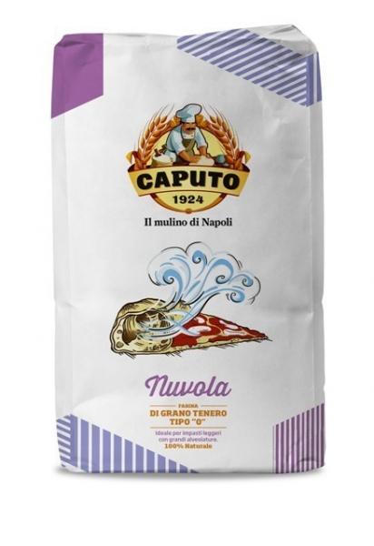 "Molino Caputo Pizzamehl - Nuvola Tipo ""0"" - 25kg"