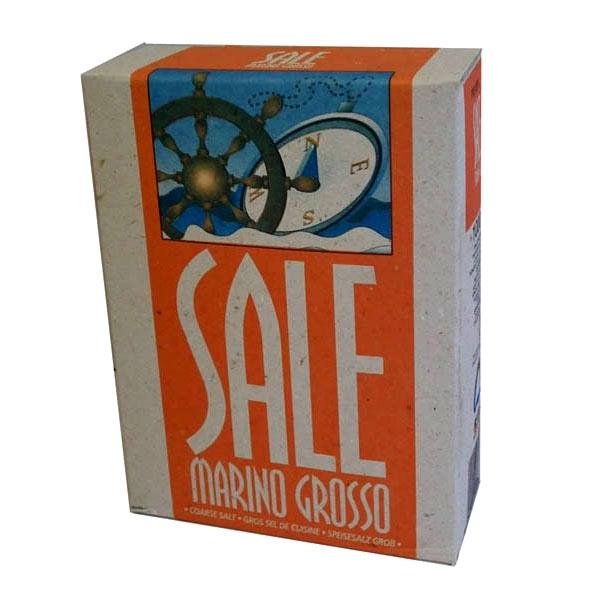 Sale Marino Grosso / Grobes Meeressalz