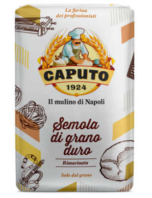 Molino Caputo Semola - Hartweizenmehl 1kg