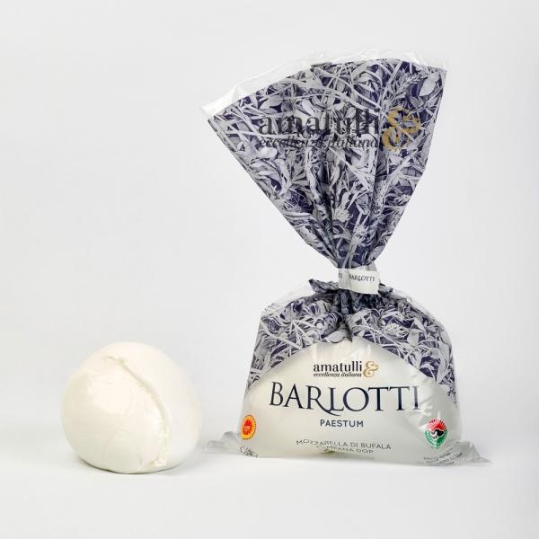 Büffelmozzarella - Mozzarella di Bufala D.O.P 500 g