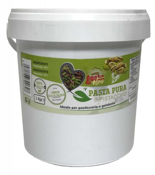 Pasta Pura di Pistacchio di Bronte - Pistazienmark 1kg