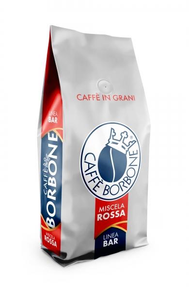 Caffè Borbone GranBar ROSSO 1kg Rot