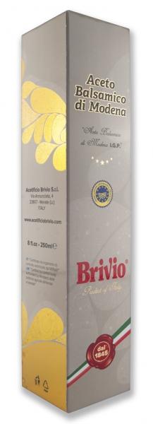 Brivio - Aceto Balsamico di Modena I.G.P - Opera 12 Jahre - 250ml Glasflasche