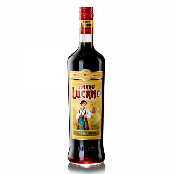 Amaro Lucano Likör 1 Liter Flasche