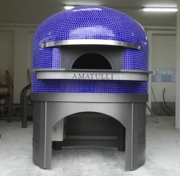 Neapoletanischer Pizzaofen Forno per Pizza Napoletana - Gas / Holz
