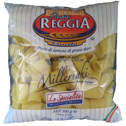Pasta Reggia Nr. 22 Millerighi - 500g