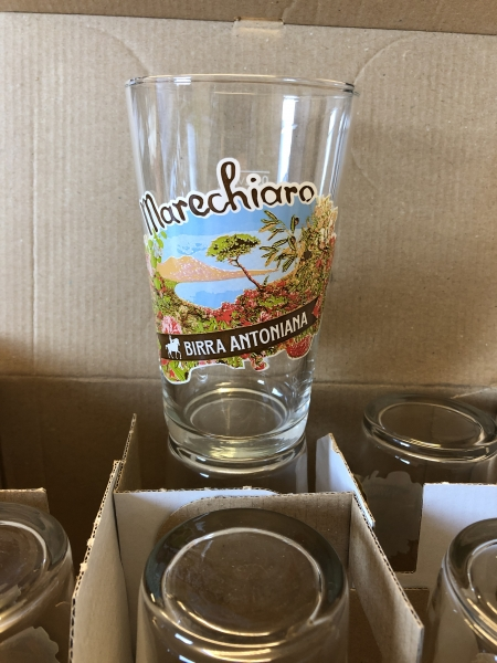 Birra Antoniana - Marechiaro Bier Glas
